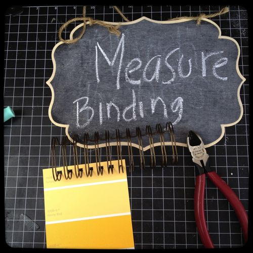 18measure binding