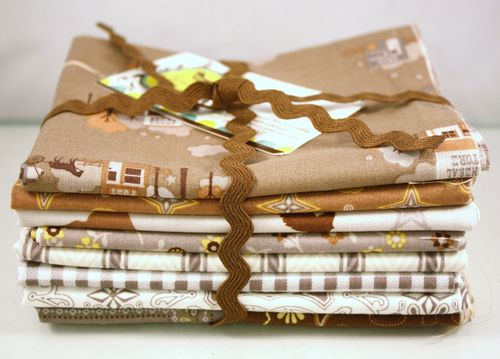 Saddle Up Fabric Bundle
