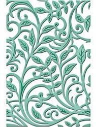 Botanical Swirls Spellbinders Shapeabilities