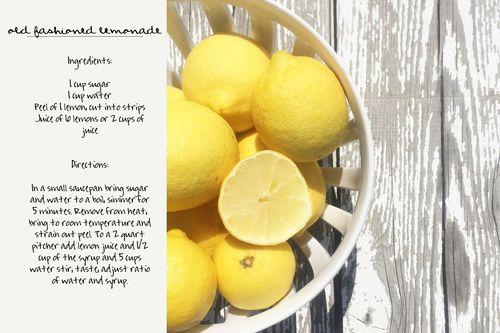Lemonade 1