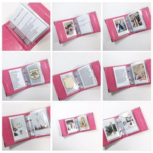 Instax Album by Aimee Maddern 1