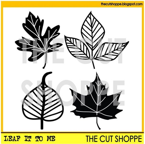 Leaf it to me copy