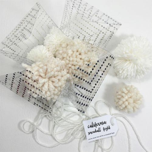 Pom Pom Snowballs by Aimee Maddern 4